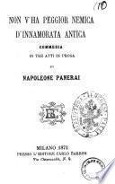 Teatro di Napoleone Panerai