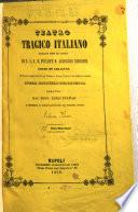 Teatro tragico italiano