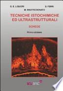 Tecniche istochimiche ed ultrastrutturali
