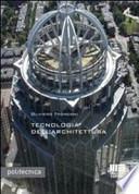Tecnologia dell'architettura