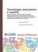 Tecnologia meccanica e qualità