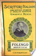 Teofilo Folengo (Merlin Cocai) (?1496-1544)