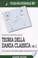 Teoria della danza classica