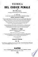 Teorica del codice penale per Ad. Chauveau e F. Helie