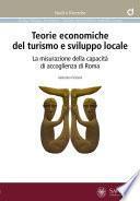 Teorie economiche del turismo e sviluppo locale