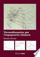 Termodinamica per l'ingegneria chimica