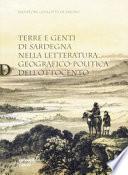 Terre e genti di Sardegna nella letteratura geografico-politica dell'Ottocento