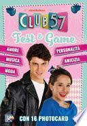 Test & game. Club 57