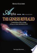 The Genesis Revealed - Compendium of the writings of Don Guido Bortoluzzi