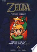 The minish cap-Phantom hourglass. The legend of Zelda. Perfect edition