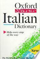 The Oxford Starter Italian Dictionary