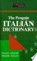 The Penguin Concise Italian Dictionary