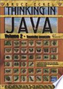 Thinking in Java vol. 2 Tecniche avanzate