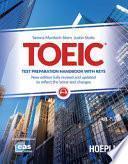 TOEIC. Test preparation handbook with keys