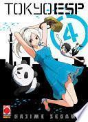 Tokyo ESP 4 (Manga)
