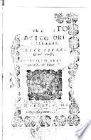 Trattato dei colori nelle arme, nelle livree et nelle divise, di Sicillo Araldo del re Alfonso d'Aragona