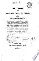 Trattato del magnetismo e della elettricità