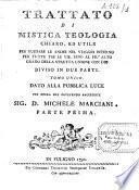 Trattato di mistica teologia