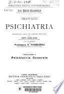 Trattato di psichiatria