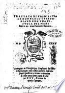 Trattato di vbedentia de don Paolo Giustiniano Con una pistola del medesimo a M. Marc'antonio flaminio