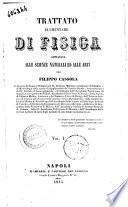 Trattato elementare di fisica applicata alle scienze naturali ed alle arti