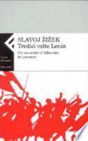 Tredici volte Lenin