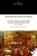 TrentÕanni di Carta di Ottawa. Atti del meeting nazionale SIPS Genova, 17-18 Novembre 2016- Vol. II