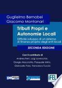 Tributi Propri e Autonomie Locali