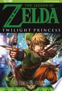 Twilight princess. The legend of Zelda