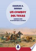 Un cowboy del Texas