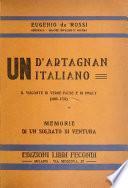 Un d'Artagnan Italiano, il visconte di Verne-Valde e di Praly (1680-1739)