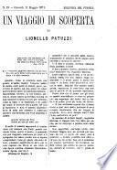 Un viaggio di scoperta di Lionello Patuzzi