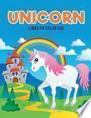 Unicorn Libro Da Colorare