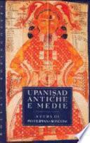 Upaniṣad antiche e medie
