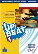 Upbeat. Livebook-Student's book-Workbook-Motivator. Con espansione online. Per le Scuole superiori. Con CD-ROM