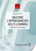 Valutare l'apprendimento nell'e-learning
