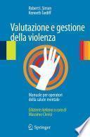Valutazione e gestione della violenza