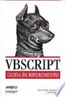 VBScript. Guida di riferimento