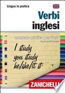 Verbi inglesi. Manuale pratico per l'uso