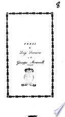 Versi di Luigi Scovazzo e di Giuseppe Montanelli