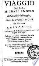 Viaggio nel regno del Congo del padre M.A. de Guattini da Reggio et del P. Dionigi de Carli da Piacenza capuccini ..