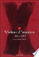 Video d'autore