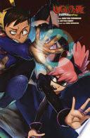 Vigilante. My Hero Academia illegals. Starter pack