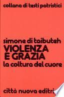 Violenza e grazia