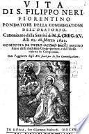 Vita del B. Filippo Neri