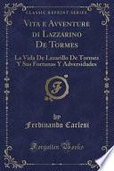 Vita e Avventure di Lazzarino De Tormes