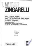 Vocabulario della lingua italiana