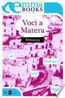 Voci a Matera