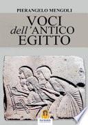 Voci dell'Antico Egitto