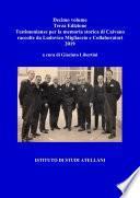 Volume decimo - Testimonianze per la memoria storica di Caivano raccolte da Ludovico Migliaccio e Collaboratori (a cura di Giacinto Libertini) – Terza Edizione